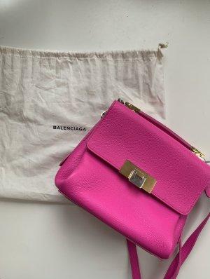 Balenciaga Vintage Tasche in pink mit Zertifikaten