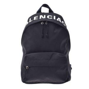 Balenciaga Backpack black textile fiber