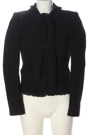 Balenciaga Chaqueta de lana negro estilo «business»