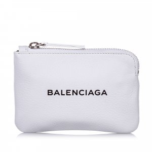 Balenciaga XS Everyday Leather Pouch