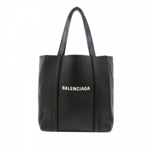 Balenciaga Tote black leather