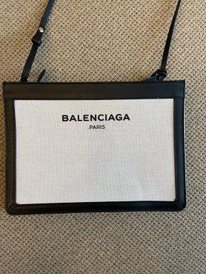 Balenciaga Bandolera negro-blanco