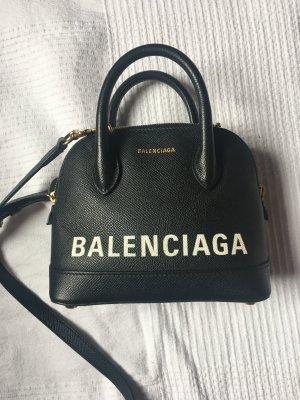 Balenciaga Handbag black-sand brown