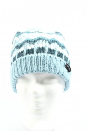 Baleno Crochet Cap abstract pattern casual look