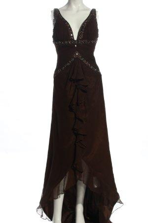 Balina Suknia wieczorowa brązowy Elegancki