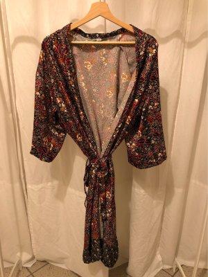 Balinesischer Kimono aus echter Seide