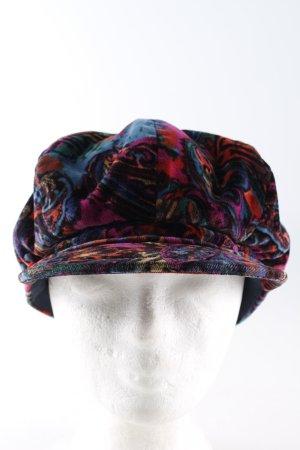 balke Flatcap abstraktes Muster Elegant