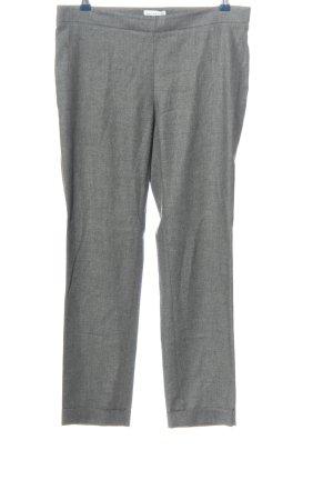 Ballantyne Jersey Pants light grey flecked casual look