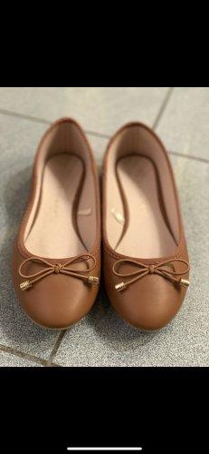 Primark Slingback Ballerinas brown
