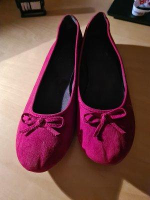 Jana Slingback Ballerinas red