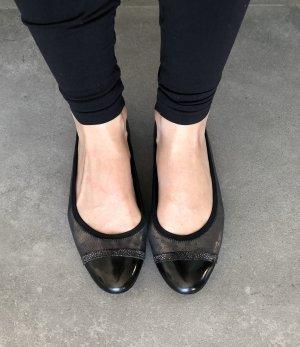 Schuhe Damen Ballerinas Tamaris schwarz Gr.39 in Zürich