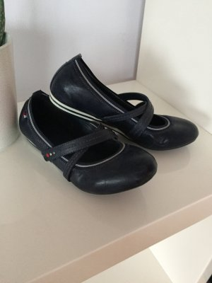 Graceland Slingback Ballerinas dark blue