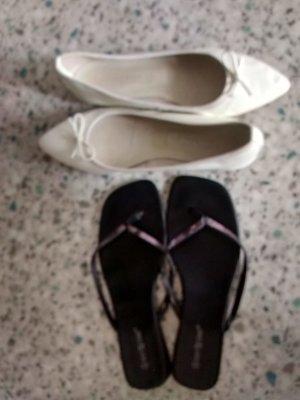 ☆ Ballerina + flip flops ☆