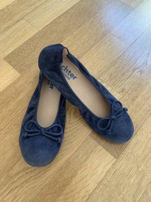 Ballerina gr 37  blau
