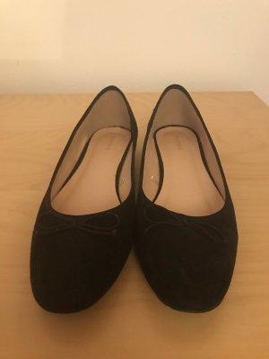 Ballerina, Gr 38, schwarz