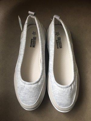 Colloseum Sneaker stringata beige