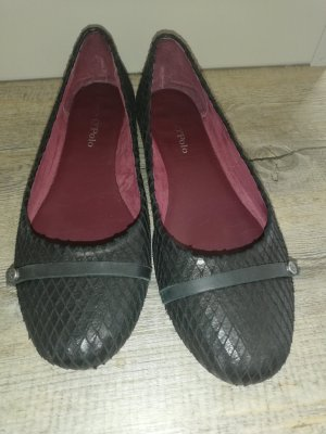Campus by Marc O'Polo Classic Ballet Flats black