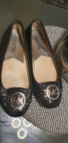Michael Kors Ballerina Mary Jane nero