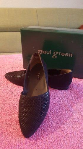 Paul Green Classic Ballet Flats dark blue