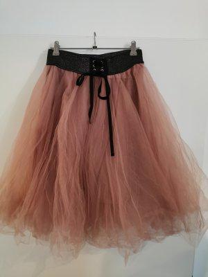Tally Weijl Tulle Skirt dusky pink