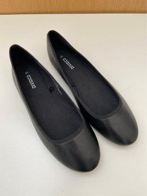 H&M Divided Classic Ballet Flats black