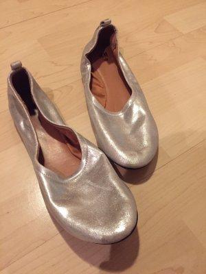 Ballerina Silber H&M