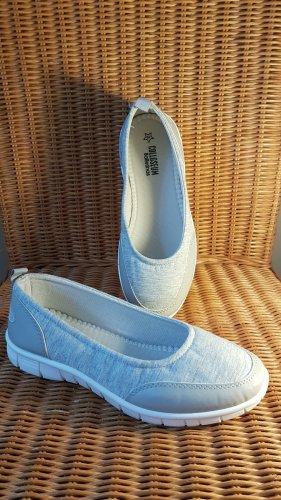 Colloseum Slip-on Sneakers white-light grey