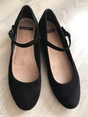 Vagabond Ballerines Mary Jane noir