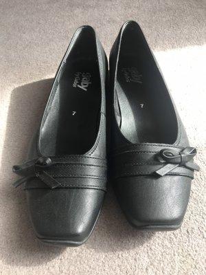 Gabor Mary Jane Ballerinas black