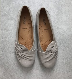 Gabor Bailarinas con tacón Mary Jane taupe