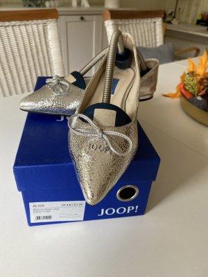 Ballerina von Joop! Silber Gr. 37