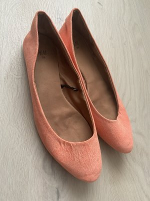 H&M Classic Ballet Flats apricot-salmon