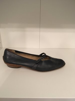 Salvatore ferragamo Strappy Ballerinas blue-dark blue
