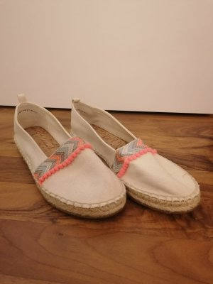 Venice Mary Jane Ballerinas cream-oatmeal textile fiber