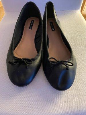 H&M Bailarinas sin talón negro