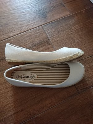 Conway Espadrille Sandals natural white