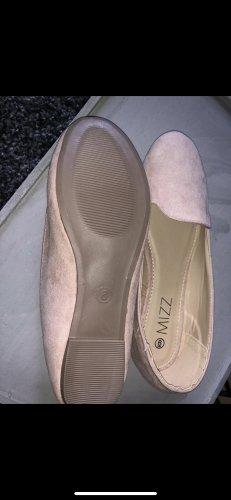 Mary Jane ballerina's rosé