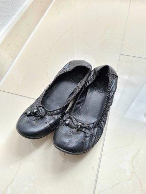 Graceland Ballerines pliables noir