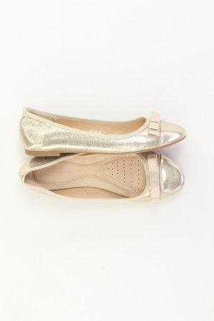 Ballerinas gold Größe 38