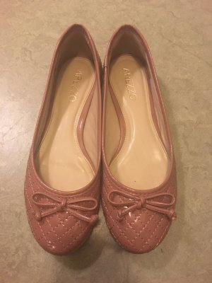 Ballerinas/Halbschuhe/Schleife