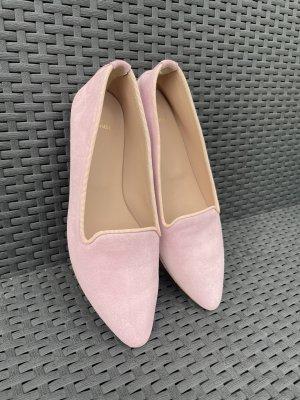 Ballerina's met kant veelkleurig