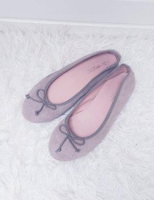 Ballerinas Leder