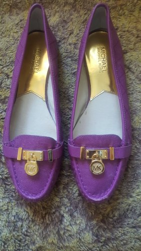 Michael Kors Ballerina Mary Jane lilla