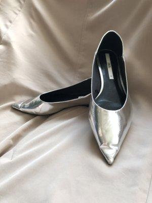 Zara Ballerina's met kant veelkleurig