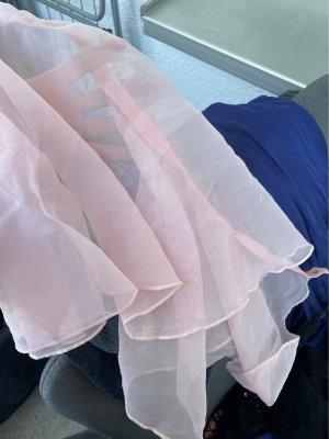 Kopertowa spódnica różowy