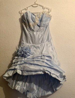 Suknia balowa błękitny
