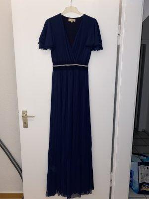 BSB Collection Evening Dress dark blue