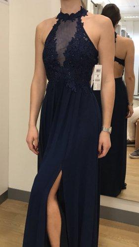 Vera Mont Vestido de baile azul oscuro-azul