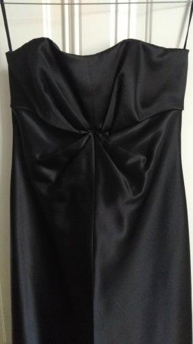 Mariposa Vestido de baile negro