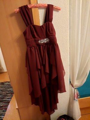 Bodyflirt Suknia balowa głęboka czerwień